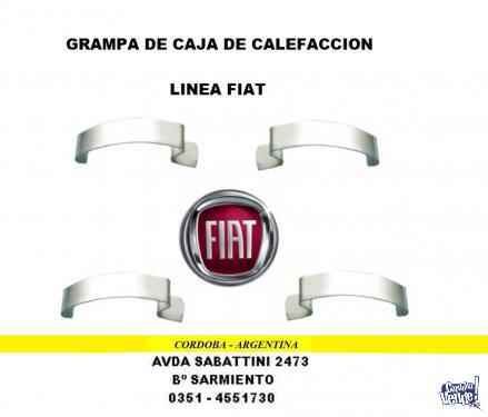 GRAMPA DE CALEFACCION FIAT