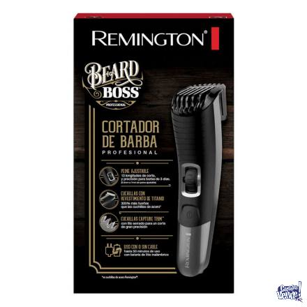 Cortabarba Remington Mb4130 Beard Boss Professional Titanio