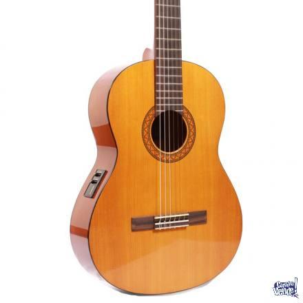 guitarra electrocriolla yamaha cx40 c/mic cuerdas nylon