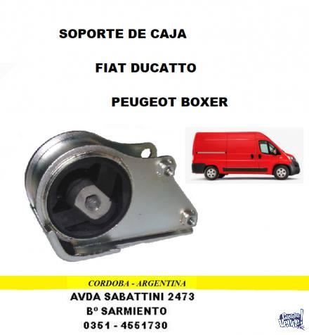 SOPORTE CAJA FIAT DUCATO
