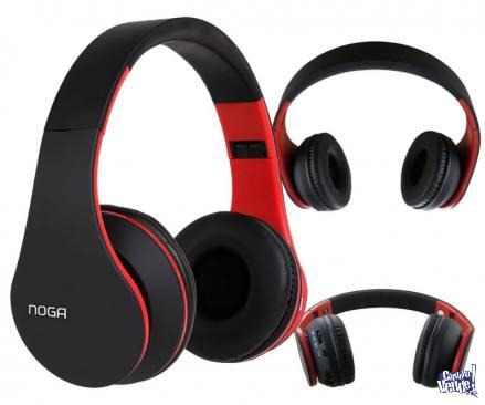 Auriculares Bluetooth Manos Libres Plegables Noga Ng-bt 409
