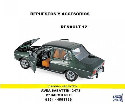 A RENAULT 12