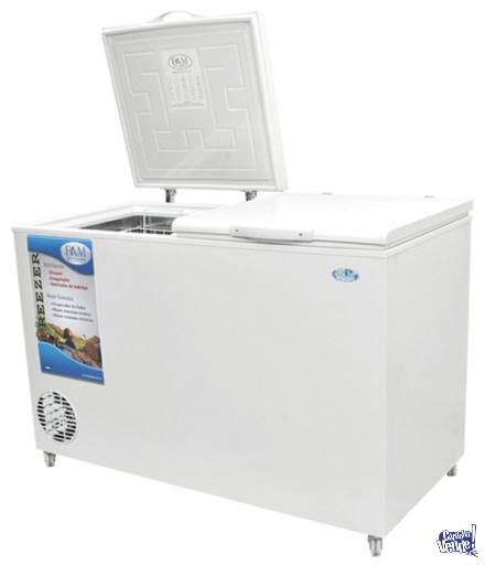 Freezer 2 Puertas 510 Lts Dual - FAMESA
