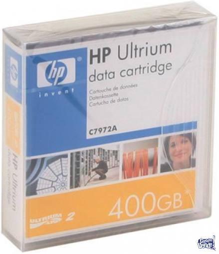 Data Cartridge Hp Lto 2 Ultrium  400 Gb