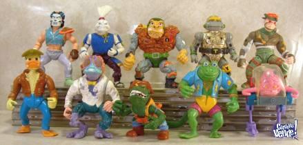 Compro muñecos/figuras/juguetes de los 80 y 90