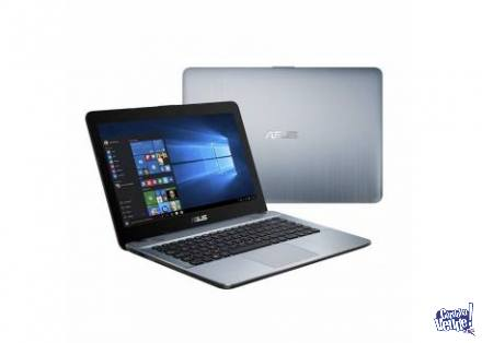 NOTEBOOK ASUS AMD A6 SIMIL INTEL COREI3 4GB 14 500GB OPC SSD