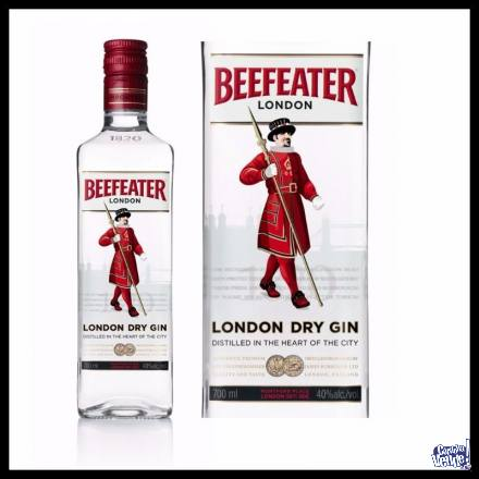 BEEFEATER - GIN DRY - (750 ML)