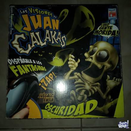 Juguete Las Visiones de Juan Calakas en Argentina Vende