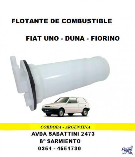 FLOTANTE TANQUE DE NAFTA FIAT UNO - DUNA - FIORINO