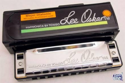 Lee Oskar Armonica Diatonica En Todas Tonalidades C/Estuche