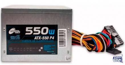FUENTE PC NOGANET 550W - ATX550 P4