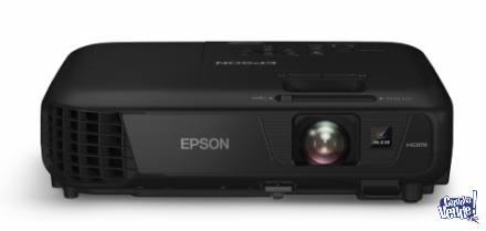 Proyector Epson S31 + Usb Hdmi Vga Rca 3200 Lumens