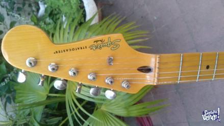 Squier stratocaster classic vibe 50s con estuche rigido