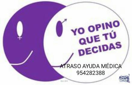 Atraso Menstrual 954282388 MADRE DE DIOS clínica en Argentina Vende