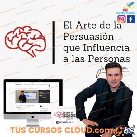 Curso y Formación de Persuasión e Influencia Javier Luxor. en Argentina Vende