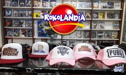 Gorras Personalizadas! Anime - Series - Video juegos