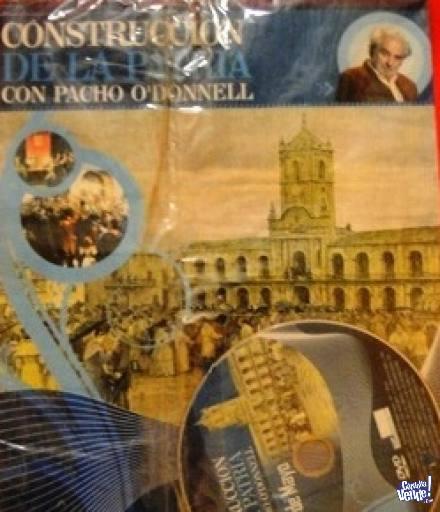 CONSTRUCCIÓN DE LA PATRIA  con PACHO O'DONNELL en Argentina Vende