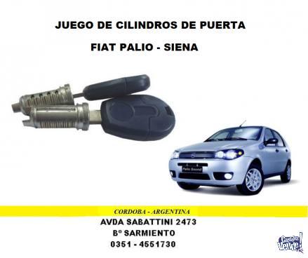 CILINDRO DE PUERTA FIAT PALIO - SIENA