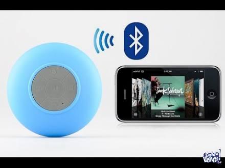 Parlante Bluetooth Inalambrico Para Ducha Resiste El Agua