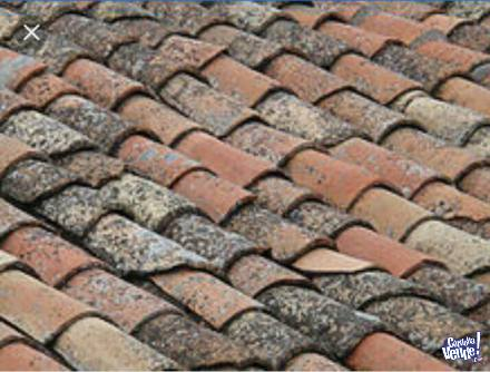 Lavamos tus tejas pintamos membrana a buen precio consultano en Argentina Vende