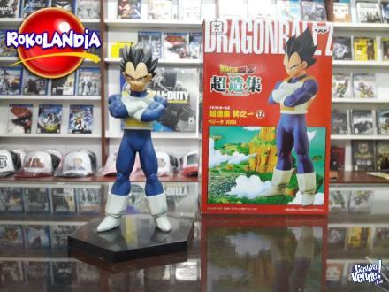 Dragon Ball Z Vegeta Scultura Banpresto