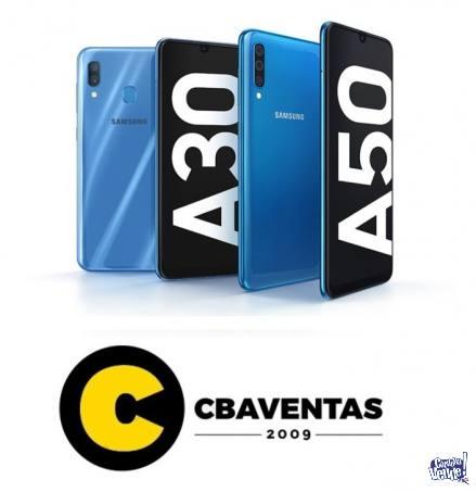SAMSUNG GALAXY A30 Y A50! NUEVOS, LIBRES DE FABRICA! CENTRO!