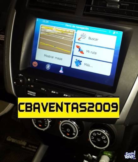 Stereo CENTRAL MULTIMEDIA Peugeot 4008 Gps Android Bluetooth