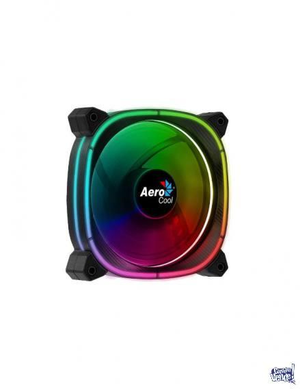 COOLER FAN AEROCOOL ASTRO 12F ARGB 6 PIN 120MMX120MMX25MM