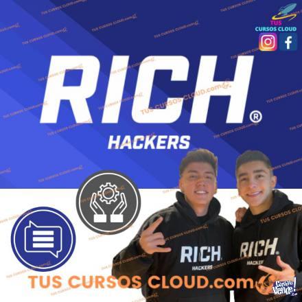 Curso Rich Hackers de Rich Academy en Argentina Vende