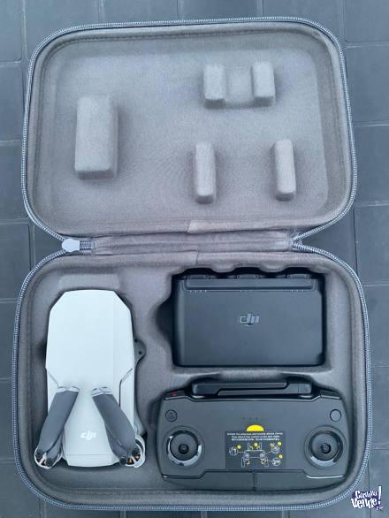 Mini Drone DJI Mavic Mini Con Cámara 2.7k Light Grey