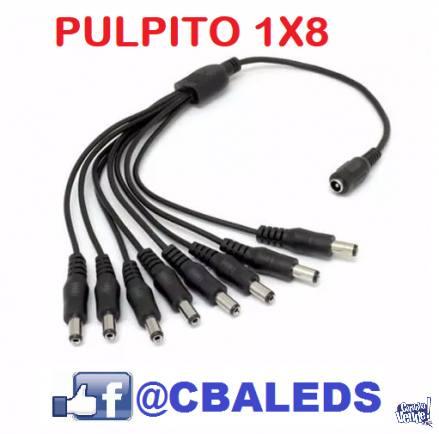 PULPITO 1X8 DC CCTV TAMBIEN PRECIOS POR MAYOR en Argentina Vende