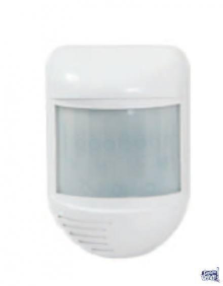 sensor infrarojo movimiento para interior azor