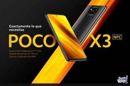 Xiaomi POCO X3 NFC 128gb 6gb ram - SELLADOS - LOCAL NVA CBA