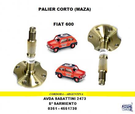 PALIER CORTO (MAZA) FIAT 600