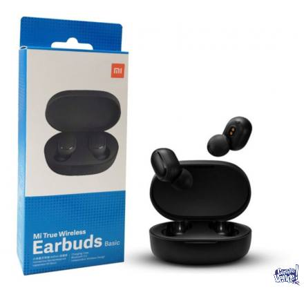 Auriculares Xiaomi Mi True Wireless Earbuds Basic Airdots