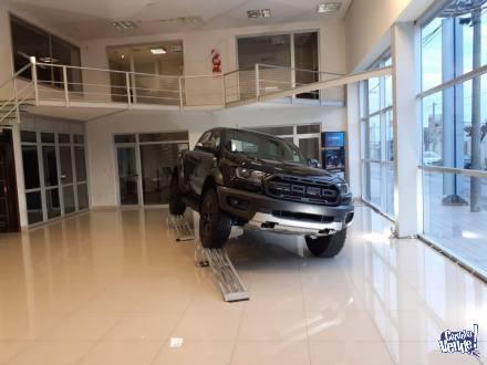 Nueva Ford Ranger 'RAPTOR' !!!!!!!!!!