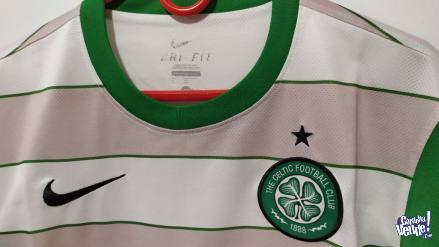 Camiseta Celtic Escocia 2011 Talle M