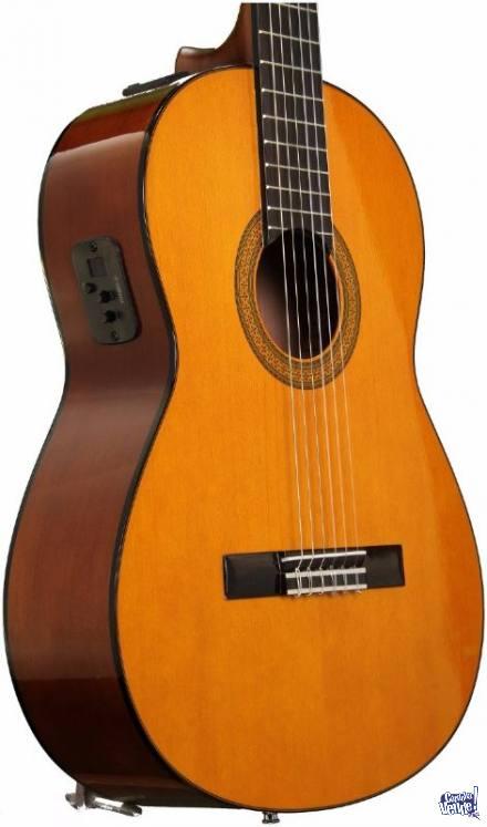 Guitarra Electroacústica electrocriolla Yamaha Cgx102