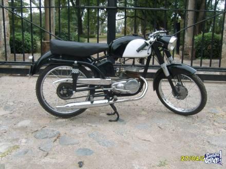 Vendo Zanella Ceccato 125cc