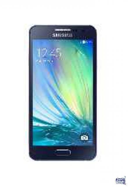 Celular SAMSUNG GALAXY A3 LTE 4G NEGRO