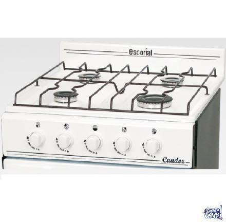 Cocina Candor A Gas - Escorial