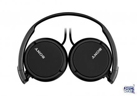 Auriculares Sony 3.5 Mm Plegables Super Bass Mdr-zx110ap
