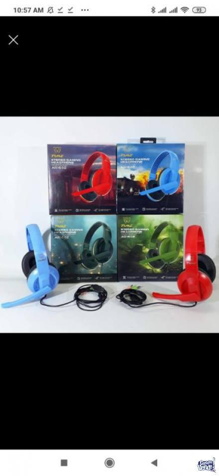 auriculares para ps4 y pc