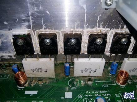 Par de Transistores MN2488 Y MP1620 Originales Sanken