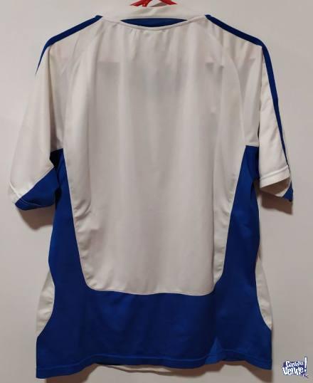Camiseta Titular Grecia Campeón Eurocopa 2004 Talle M