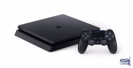 PLAY STATION 4 SLIM 1TB + Joystick+ FIFA 2019