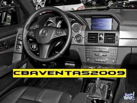 Stereo CENTRAL MULTIMEDIA Mercedes Benz GLK Gps MP3 TV