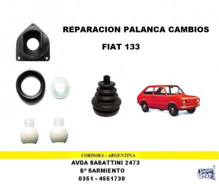 REPARACION PALANCA DE CAMBIOS FIAT 133