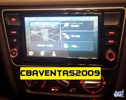 Stereo CENTRAL MULTIMEDIA Volkswagen VOYAGE Gps Android TV