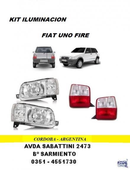 OPTICA FIAT UNO FIRE